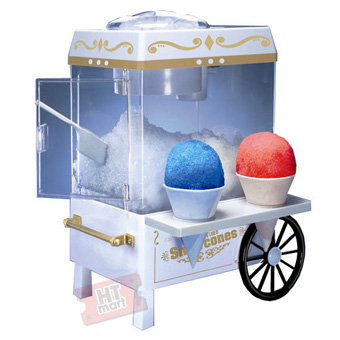 Mobile Snow Cone Vendor - Sweet Treats Snow Cones & More
